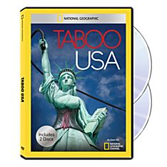 Taboo, USA DVD-R