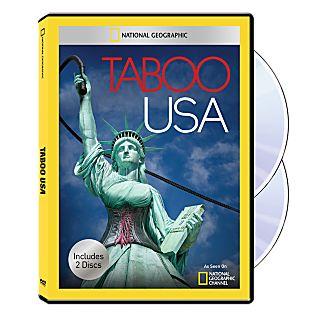 View Taboo, USA DVD-R image