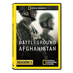 Battleground Afghanistan DVD-R, 2013