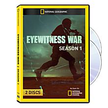 Eyewitness War DVD-R, 2013