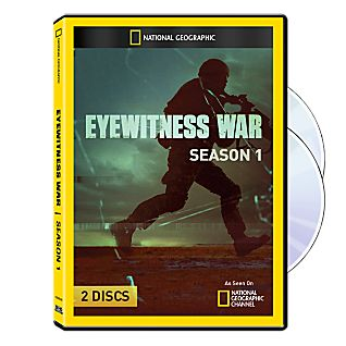 Eyewitness War DVD-R