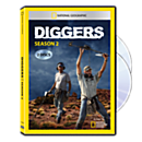 Diggers Season Two DVD-R
