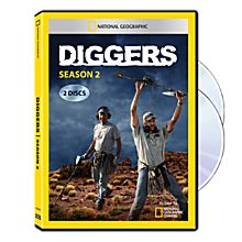 Diggers Season Two DVD-R, 2013