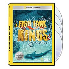 Fish Tank Kings Season Two DVD-R Set, 2013