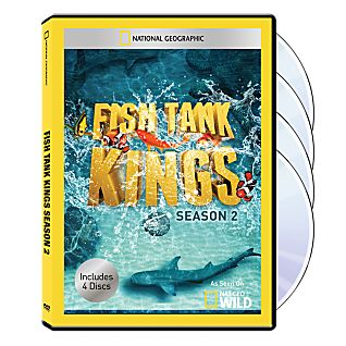 View Fish Tank Kings Season Two DVD-R Set image