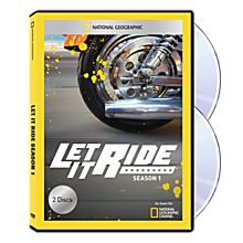Let It Ride DVD 2-DVD-R Set, 2013