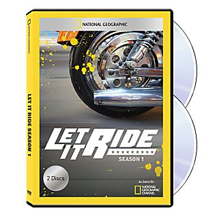 Let It Ride DVD 2-DVD-R Set