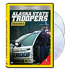 Alaska State Troopers Season Five 2-DVD-R Set