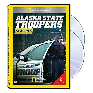 View Alaska State Troopers Season Five 2-DVD-R Set image
