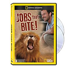 Jobs That Bite! DVD-R