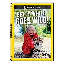Betty White Goes Wild! DVD-R, 2013