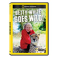 Betty White Goes Wild! DVD-R