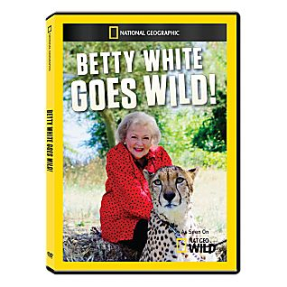 View Betty White Goes Wild! DVD-R image