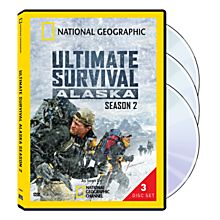Ultimate Survival Alaska Season Two DVD-R