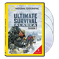DVD Ultimate Alaska Survival