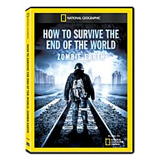 How to Survive the End of The World: Zombie Earth DVD-R