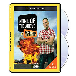 View None Of The Above DVD-R image