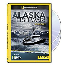 Alaska Fish Wars Season Two DVD-R