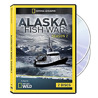 View Alaska Fish Wars Season Two DVD-R image