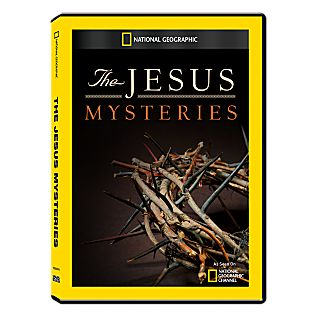 The Jesus Mysteries DVD-R