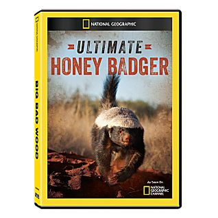 Ulitmate Honey Badger DVD-R