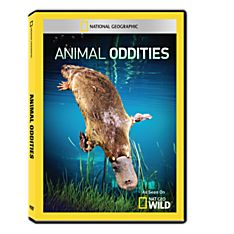 Animal Oddities DVD-R, 2014