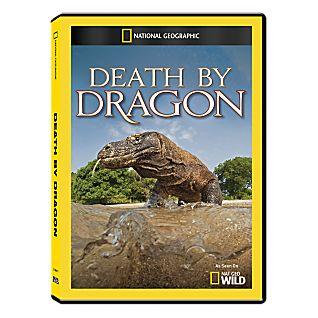 Death By Dragon DVD-R
