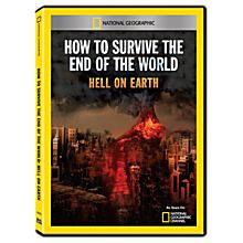 How to Survive the End of the World: Hell on Earth DVD-R