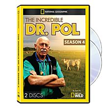 The Incredible Dr. Pol Season Four DVD-R, 2014