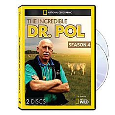 The Incredible Dr. Pol Season Four DVD-R