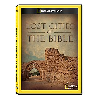 View Lost Cities Of The Bible DVD-R image