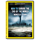 How To Survive The End Of The World: Monster Storm DVD-R