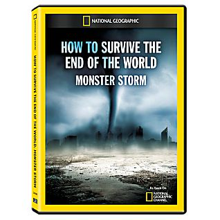 View How To Survive The End Of The World: Monster Storm DVD-R image