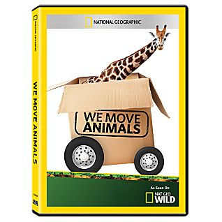 View We Move Animals DVD-R image