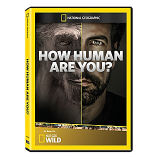 View How Human Are You? DVD-R image