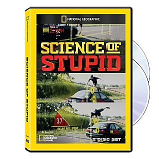 View Science Of Stupid DVD-R image