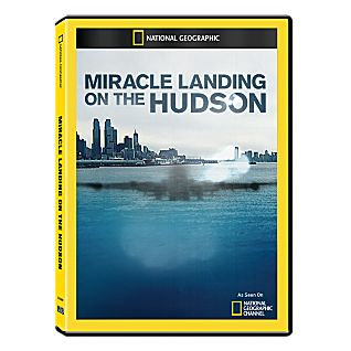 View The Miracle Landing On The Hudson DVD-R image