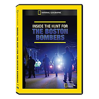 View Inside The Hunt For The Boston Bombers DVD-R image