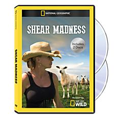 Shear Madness DVD-R