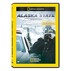 Alaska State Troopers Season Six DVD-R, 2014