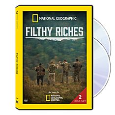 Filthy Riches 2-DVD-R Set, 2014