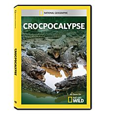 Crocpocalypse DVD-R
