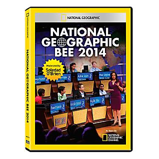 View National Geographic Bee 2014 DVD-R image