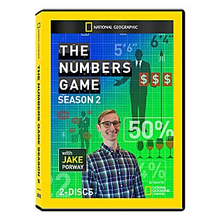 View The Numbers Game Season Two DVD-R image