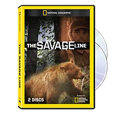 The Savage Line 2-DVD-R Set, 2014