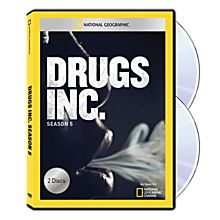 Drugs Inc., Season Five 2-DVD-R Set