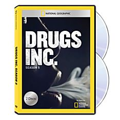 Drugs Inc., Season Five 2-DVD-R Set, 2014