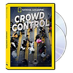 Crowd Control 2-DVD-R Set