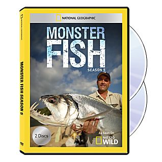 View Monster Fish Season Five DVD-R image