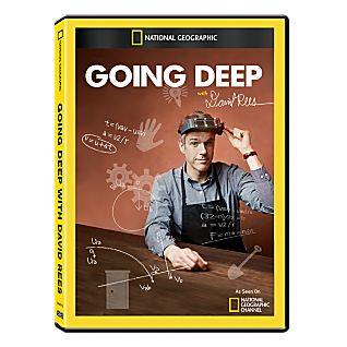 View Going Deep with David Rees DVD-R image